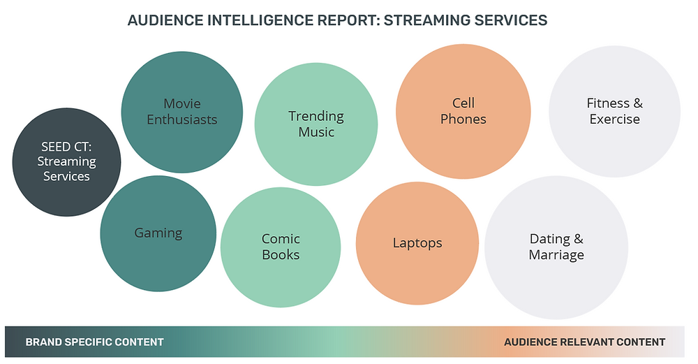 Streaming Services Content Consumption + Audience Intelligence_Spectrum Media Services