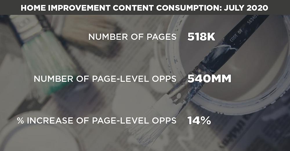 Spectrum Media Services Home Improvement Content Consumption