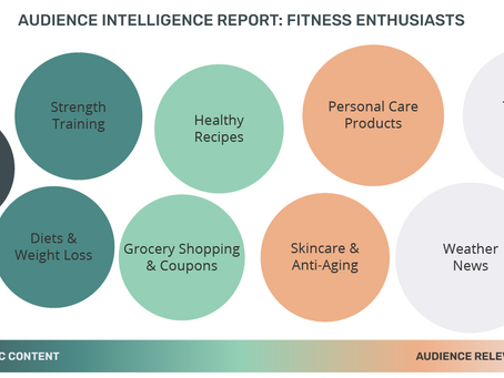 Audience Intelligence Report: Fitness Enthusiasts