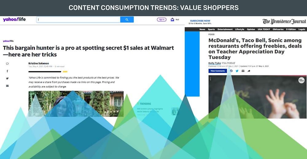 value shoppers content consumption trends spectrum media services