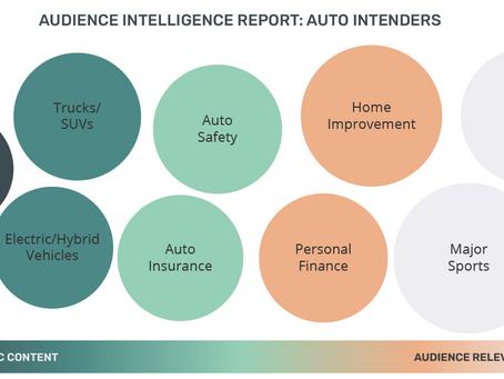 Audience Intelligence Report: Auto Intenders