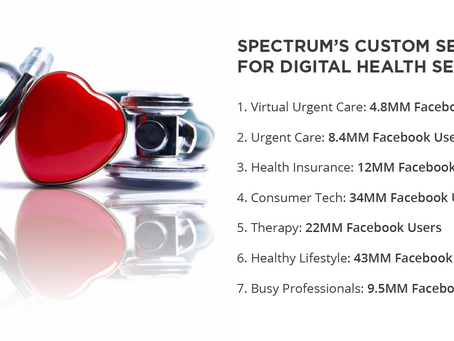 Case Study: Using Spectrum's Segments on Social Media to Drive Site Traffic & App Downloads
