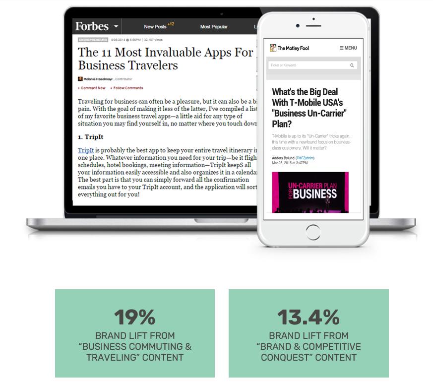 Spectrum B2B Small Business Case Study: Cellular Rollover Data Plan