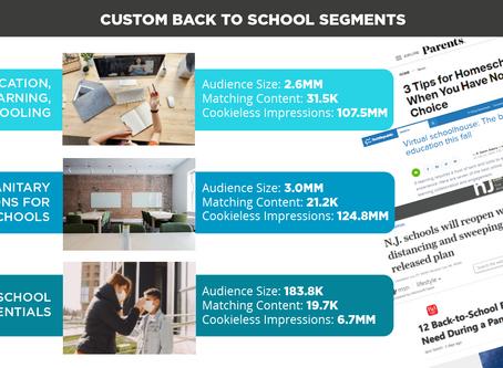 Custom Back To School Segments