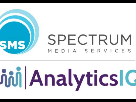 AnalyticsIQ & Spectrum Media Services Partnership
