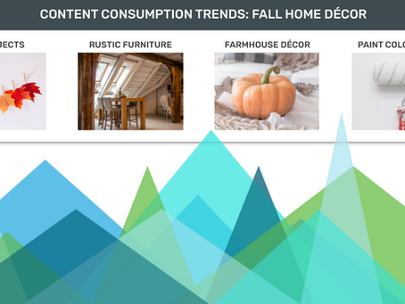 Content Consumption Trends: Fall Home Décor