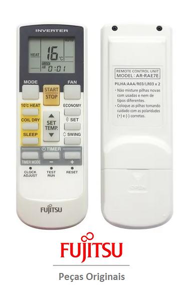 Controle Remoto Fujitsu AR-RAE7E