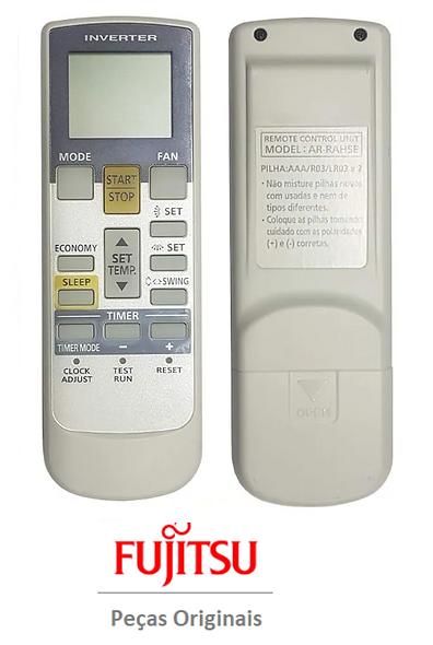 Controle Remoto Fujitsu AR-RAH5E