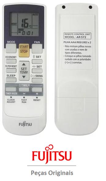 Controle Remoto Fujitsu AR-SY1 / AR-SY2