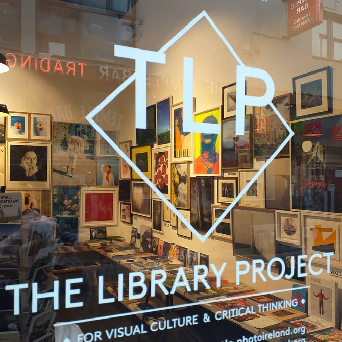 HALFTONE Print Fair // The Library Project //  2020
