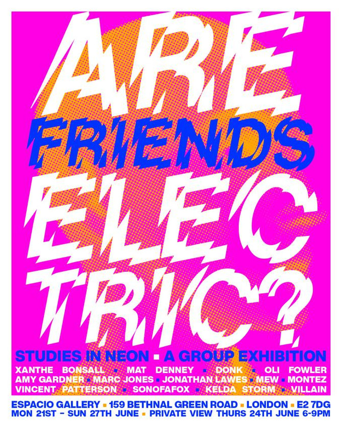 'Are Friends Electric?'