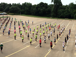 Rookie Marching Camp Starts This Week!