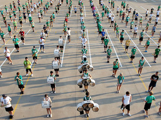 2015 Summer Marching Camp Information