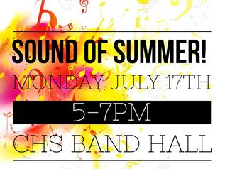 Sounds of Summer 2.0!
