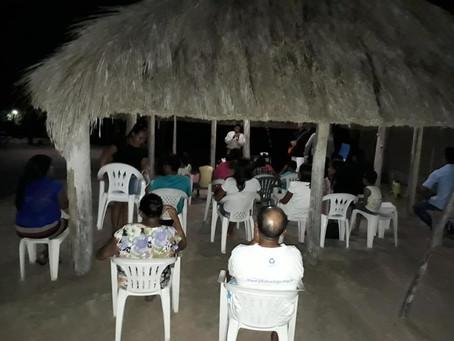 Projeto Ganhando os Indios para Cristo
