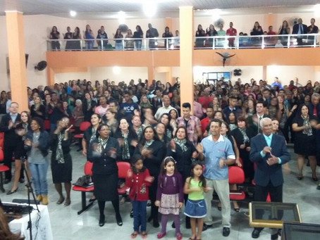 Convenção em Minas Gerais