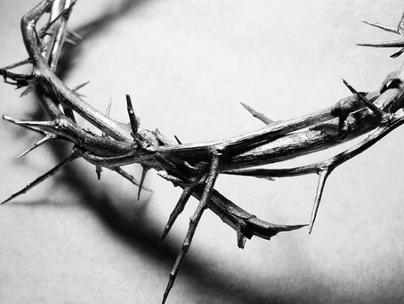 Palavra do Presidente – Jesus se doou