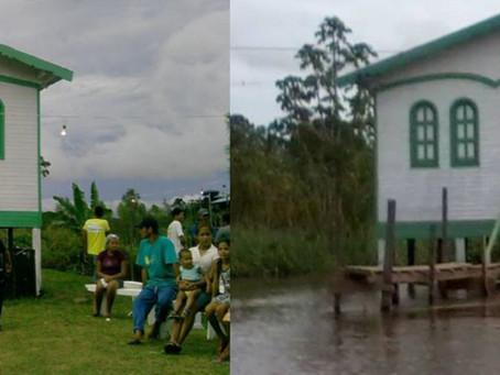 A Igreja O Brasil para Cristo e Missões Nacionais