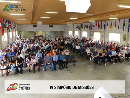 Convenção Estadual de Santa Catarina 2019