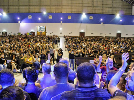 Evento da Jubrac São Paulo reúne mais de 4000 jovens