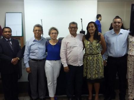 Pr. Ivan Nunes e Marlene Nunes visitam o estado de Alagoas
