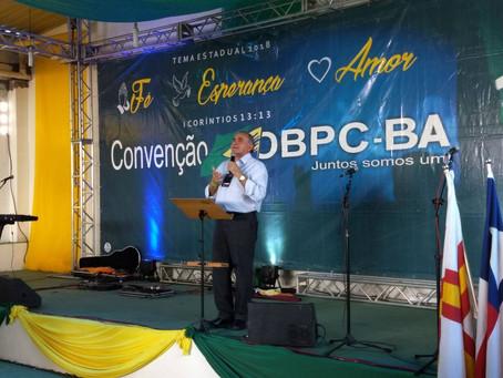 Convenção Bahia 2018