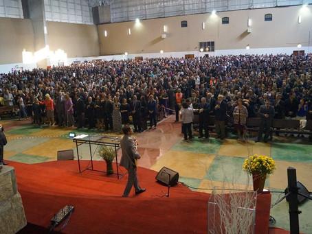 Convenção no estado de São Paulo
