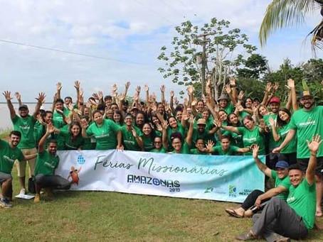 Férias Missionárias – Amazonas