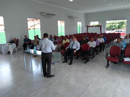 Reunião Especial da Força Tarefa em Goiás