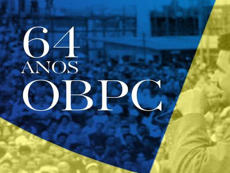 64 Anos da Igreja O Brasil Para Cristo