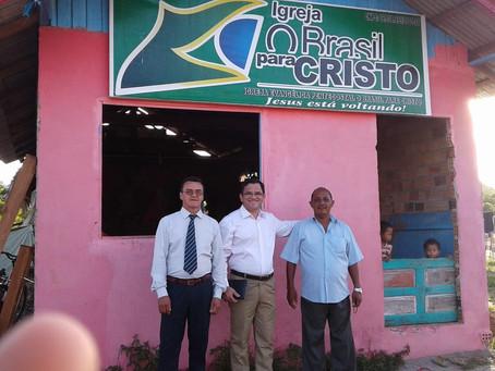 Trabalhos do Força Tarefa Nacional no Pará