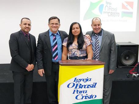 Convenção dos Estados do Pará e Amapá 2019