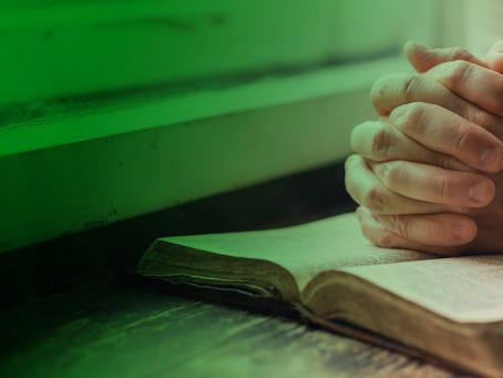 Palavra do Presidente – A Oração Incessante da Igreja