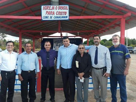 1ª Conferência Missionária em Roraima
