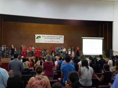 Convenção no Acre