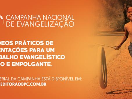 Campanha Nacional de Evangelização (CNE)