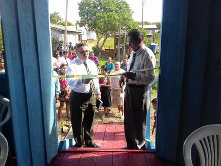 Viagem Missionária para o Ribeirinho do Amazonas