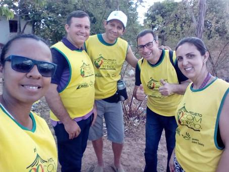 Projeto Compaixão 14ª Cruzada em Juazeiro do Norte/CE