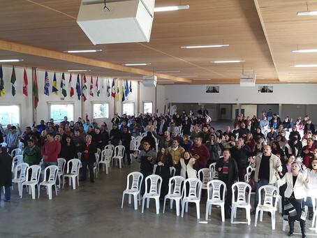 Convenção Estadual de Santa Catarina 2017