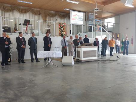 Convenção Estadual de Santa Catarina 2018