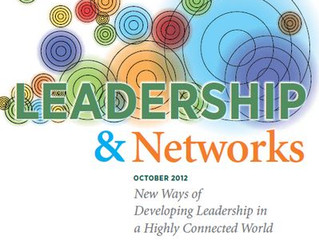 New Ways of Developing Leadership in a Highly Connected World