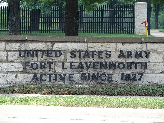 fort leavenworth
