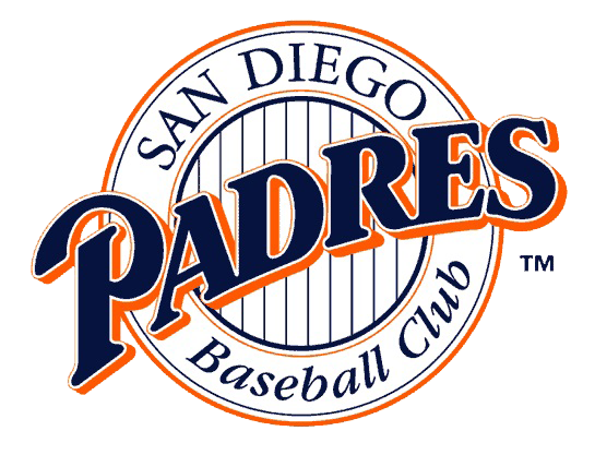 Padres Logo NBG