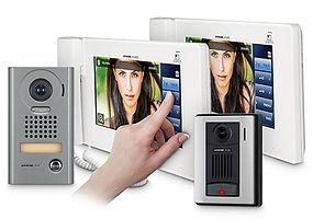 Intercom systems, El Paso, Gate Systems, Video Intercom, Aiphone, Stentofon