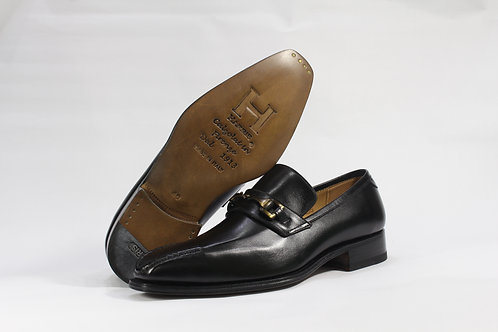 Calf Leather Bar Loafers - H2640