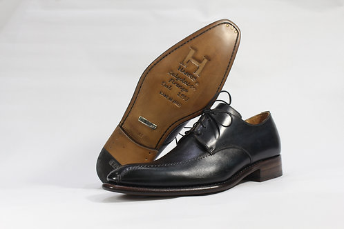 Calf Leather Classic Derby - H073
