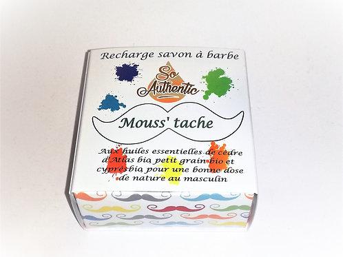 Recharge Mouss'tache