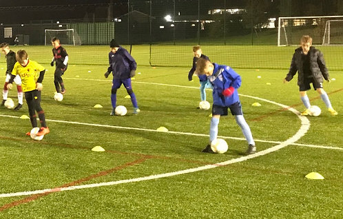 Academy Session U10-U11