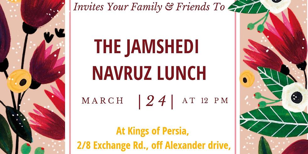 ZAWA Navruz Lunch 24/03/2018