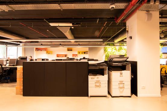 ארונות משרדים